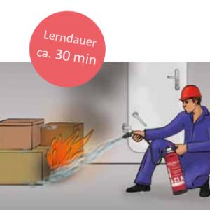 abwehrender Brandschutz