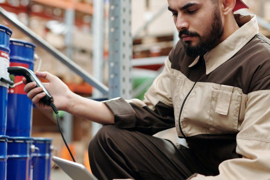 Arbeit mit mobiler Checkliste
