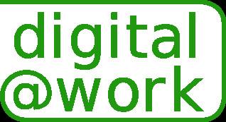 Logo: digital@work